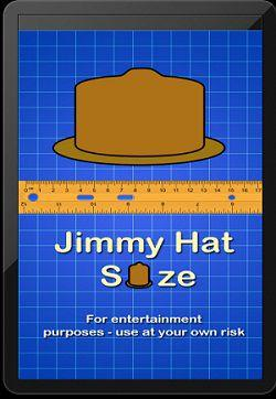 jimmy hat size