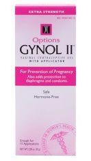 gynol spermicidal lube