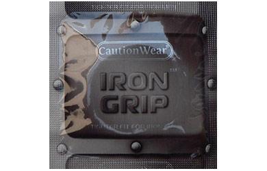 Iron Grip condoms