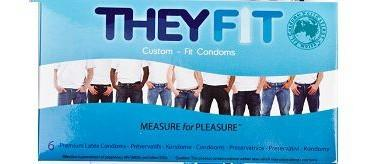 theyfit condoms
