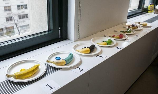 Flavored condoms test