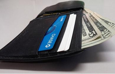 Keeping condoms in wallet