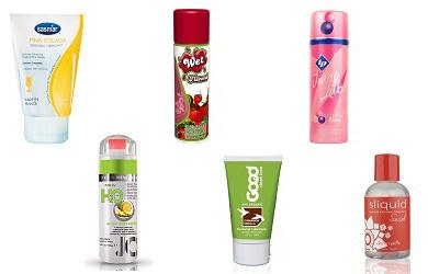 best flavored lubes