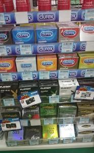 familymart condoms