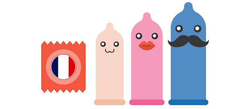 tailles des preservatifs