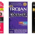 Dual Lubricating Condoms