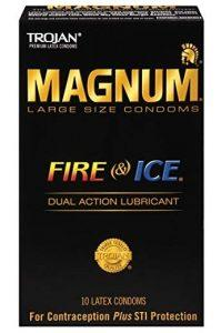 Trojan Magnum Fire and Ice
