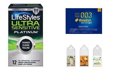 lifestyles platinum vs okamoto 003 vivagel